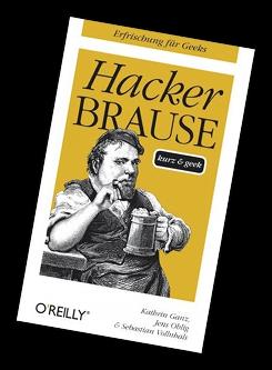 Hackerbrause — kurz & geek